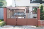 плътна метална врата по поръчка