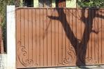 Плъзгащи портални врати