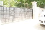 плътни метални порти по поръчка