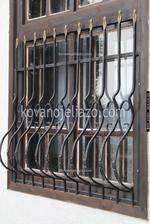 решетка за прозорци от ковано желязо по поръчка