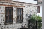 решетка за прозорци от ковано желязо