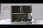Електронни сейфове за външен монтаж