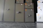 Офис сейф с шифър и  уникален дизайн Велико Търново