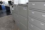 Проектиране и изработка на метален шкаф за класьори и за офис Бургас