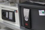 Малък сейф  за офис дизайнерски Шумен